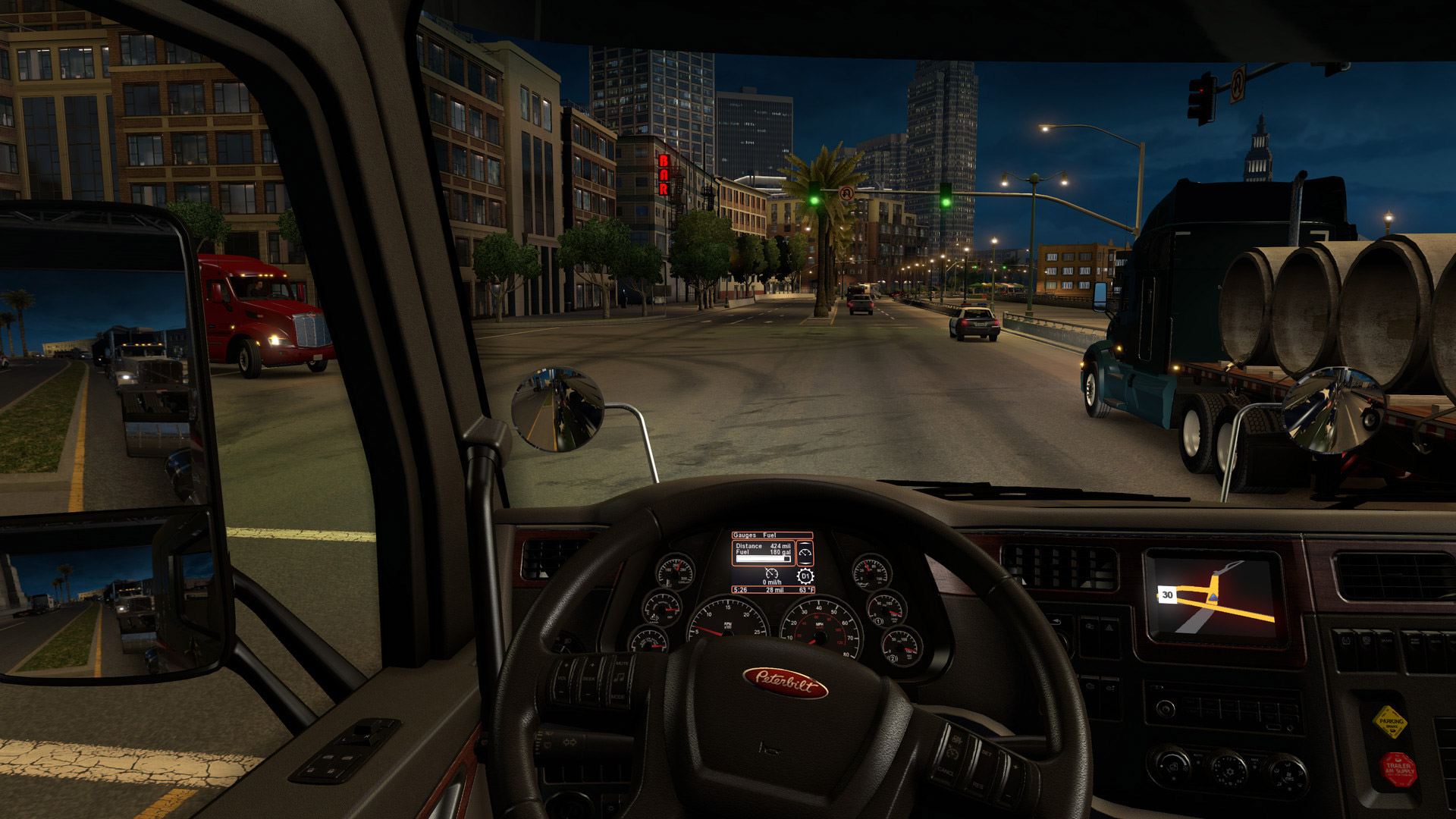 American Truck Simulator is free for the weekend screenshot