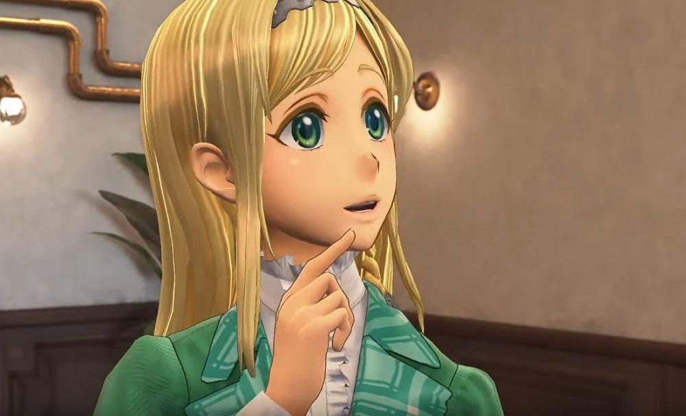 Project Sakura Wars introduces Claris with Disney-lite ditty screenshot