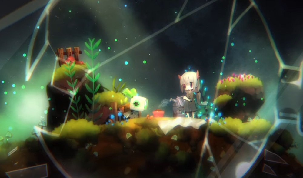 Void Terrarium trailer features genre-blending gameplay screenshot