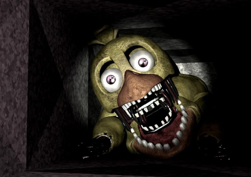 Five Nights at Freddy's trilogy creeps onto Nintendo Switch late November screenshot