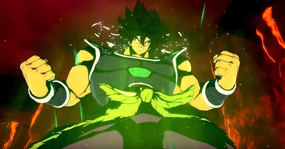 Dragon Ball FighterZ welcomes Super Broly to the brawl screenshot