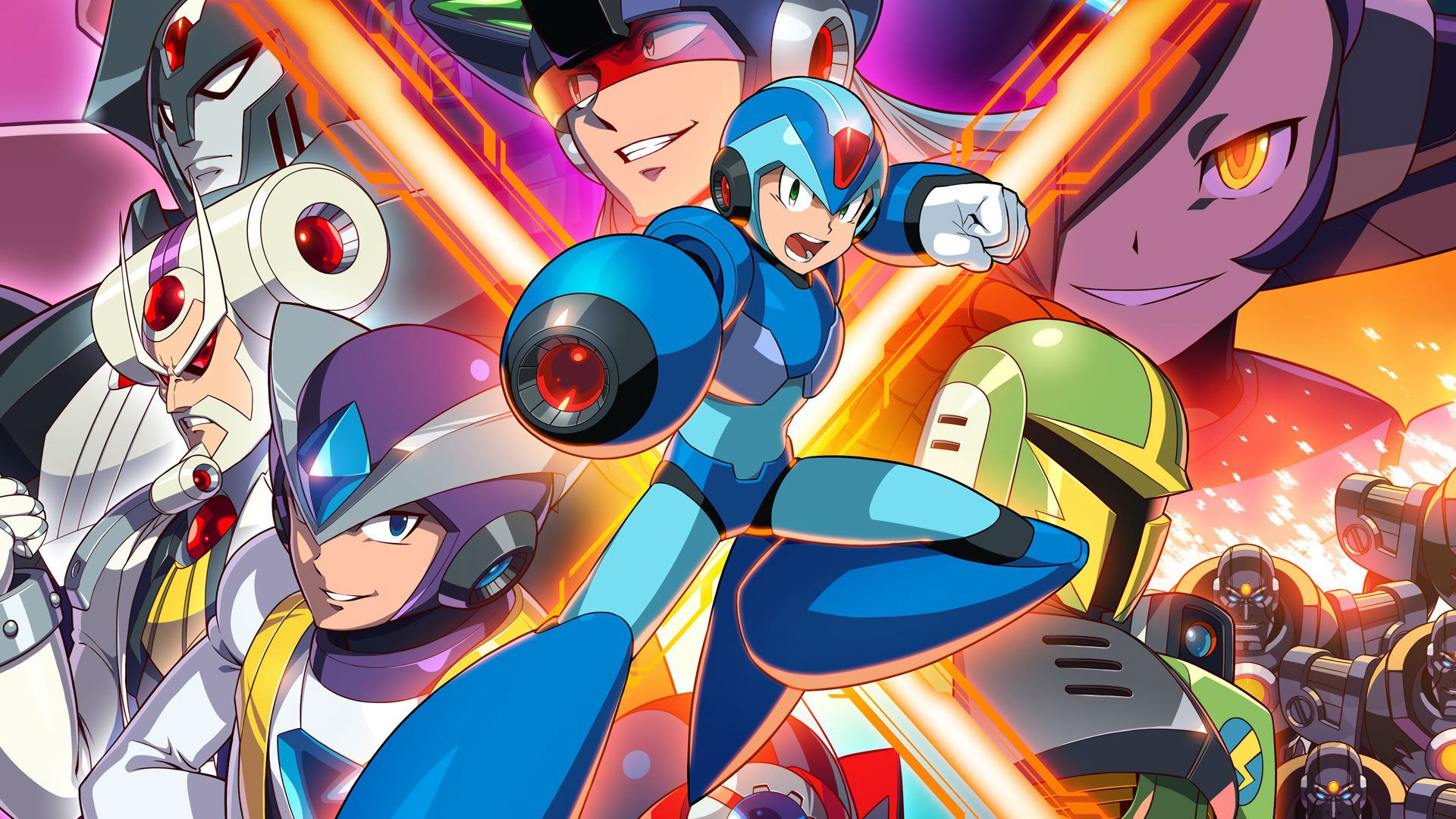 The Mega Man X Legacy Collections join Mega Man 11 in the million-seller club screenshot