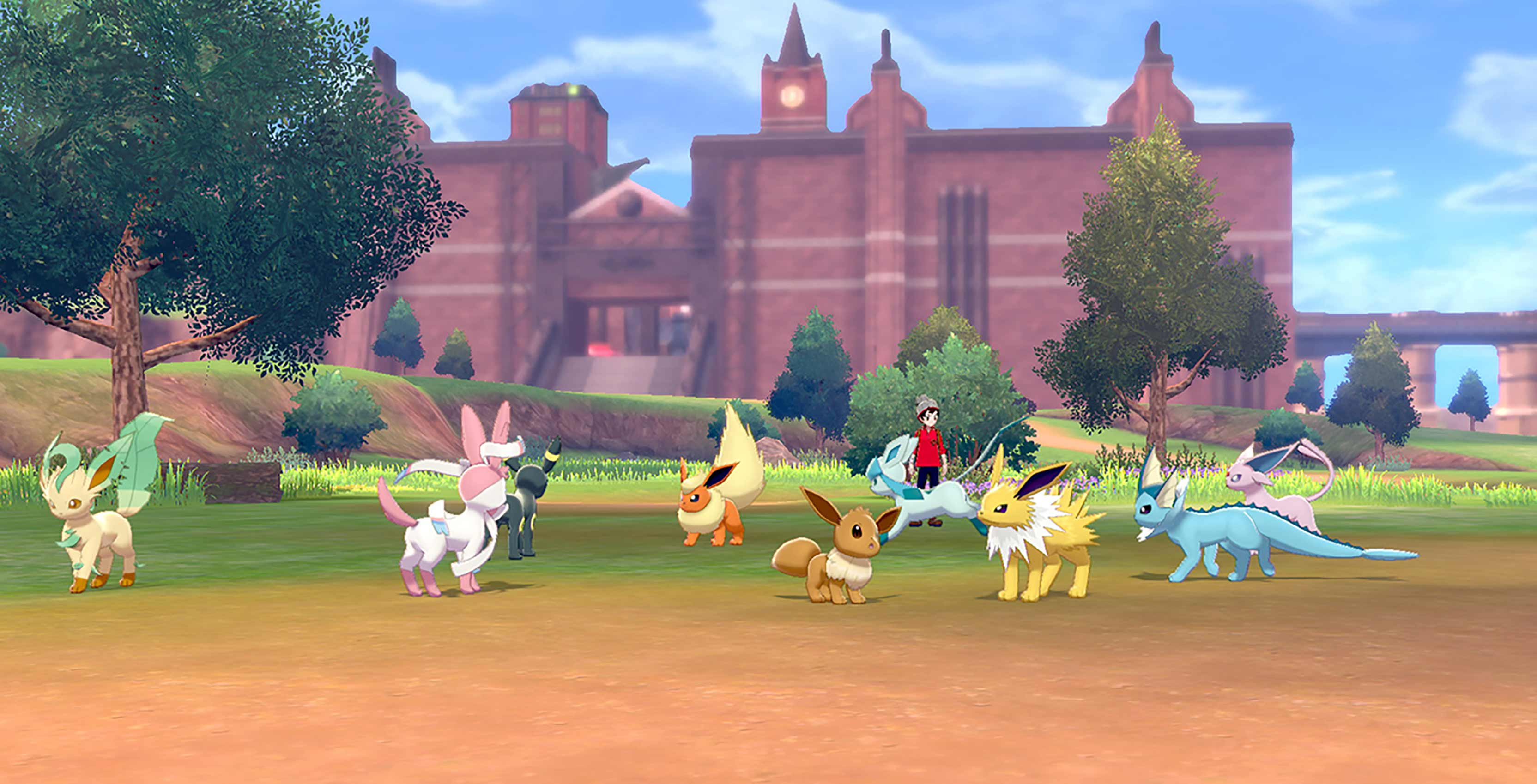 Amid controversy, the Pokemon Sword & Shield launch event has been canceled screenshot