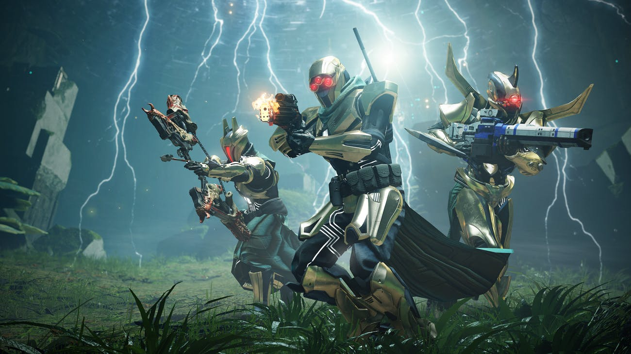 Destiny 2's latest update focuses on needed Black Armory fixes screenshot