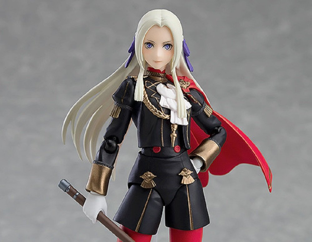 Fire Emblem Three Houses' Edelgard Figma will question all your life choices screenshot
