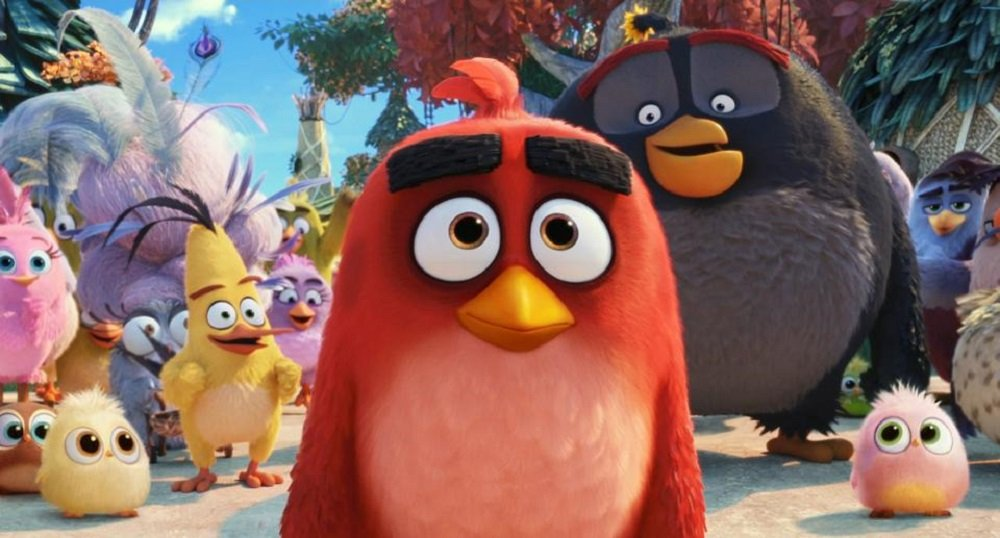 Contest: Fling some fowl with a Blu-ray copy of The Angry Birds Movie 2 screenshot