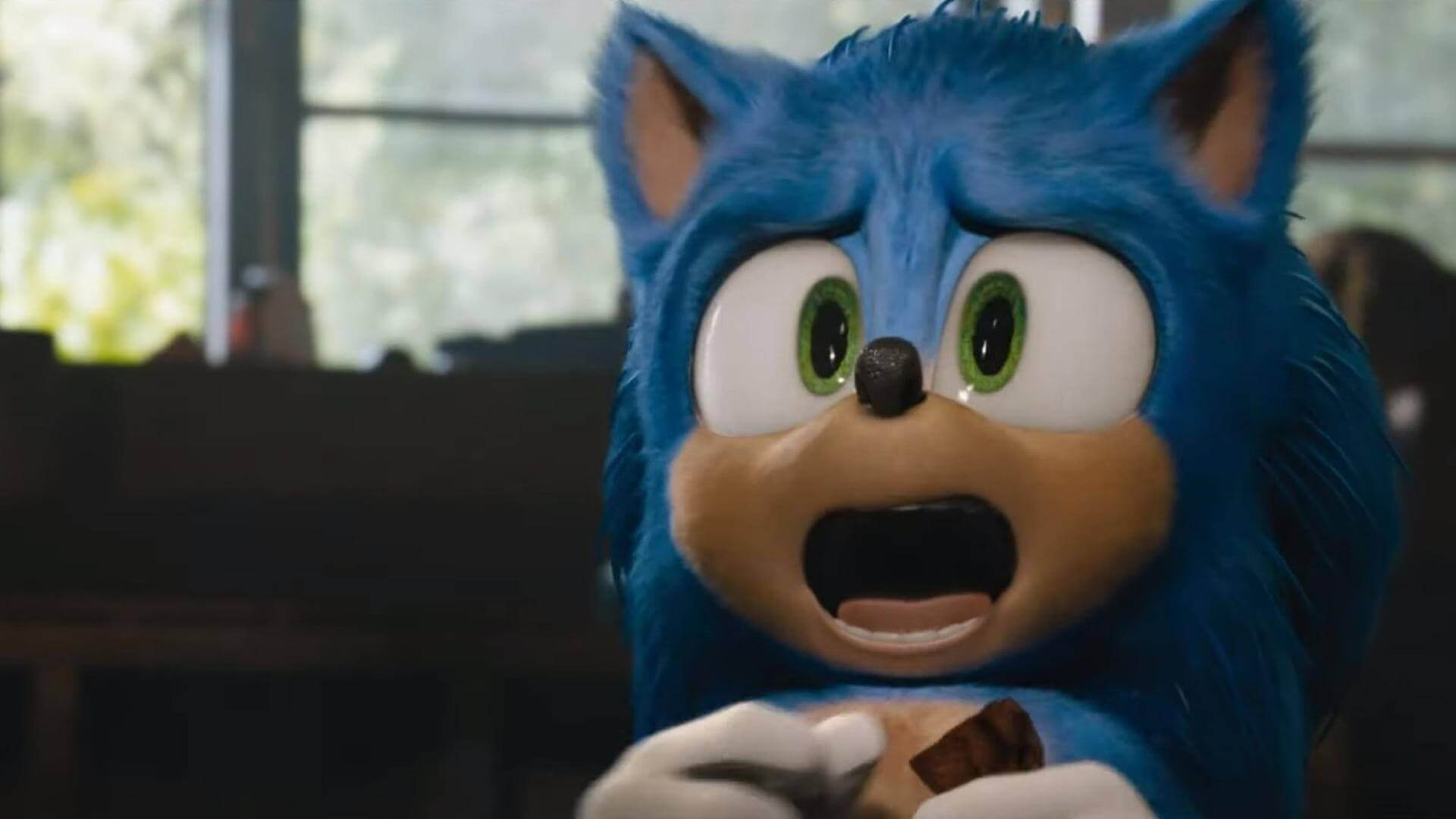 You can thank a Sonic Mania artist for the fantastic Sonic movie redesign screenshot