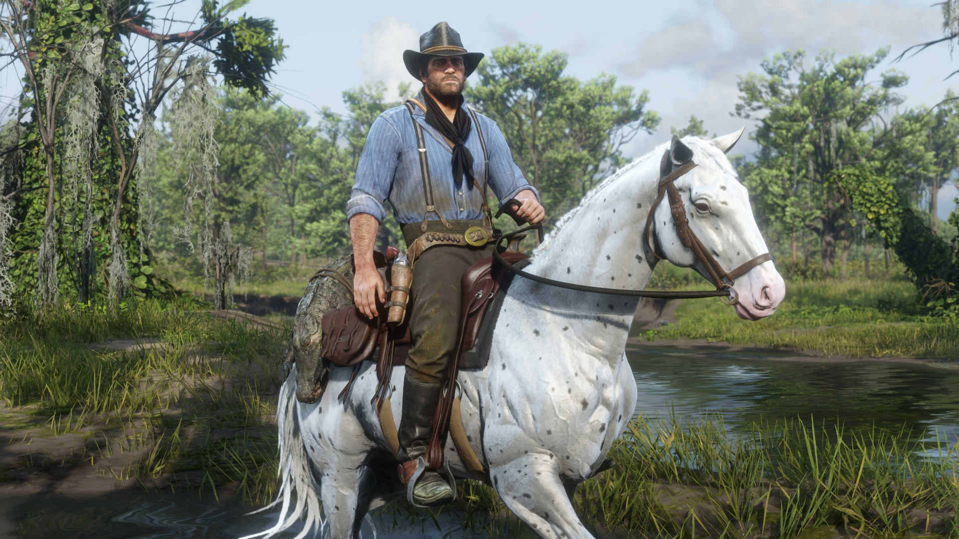 Red Dead Redemption 2 offers apology gift over PC issues screenshot