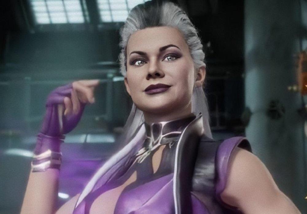 Mortal Kombat 11 Sindel trailer heralds her royal return screenshot