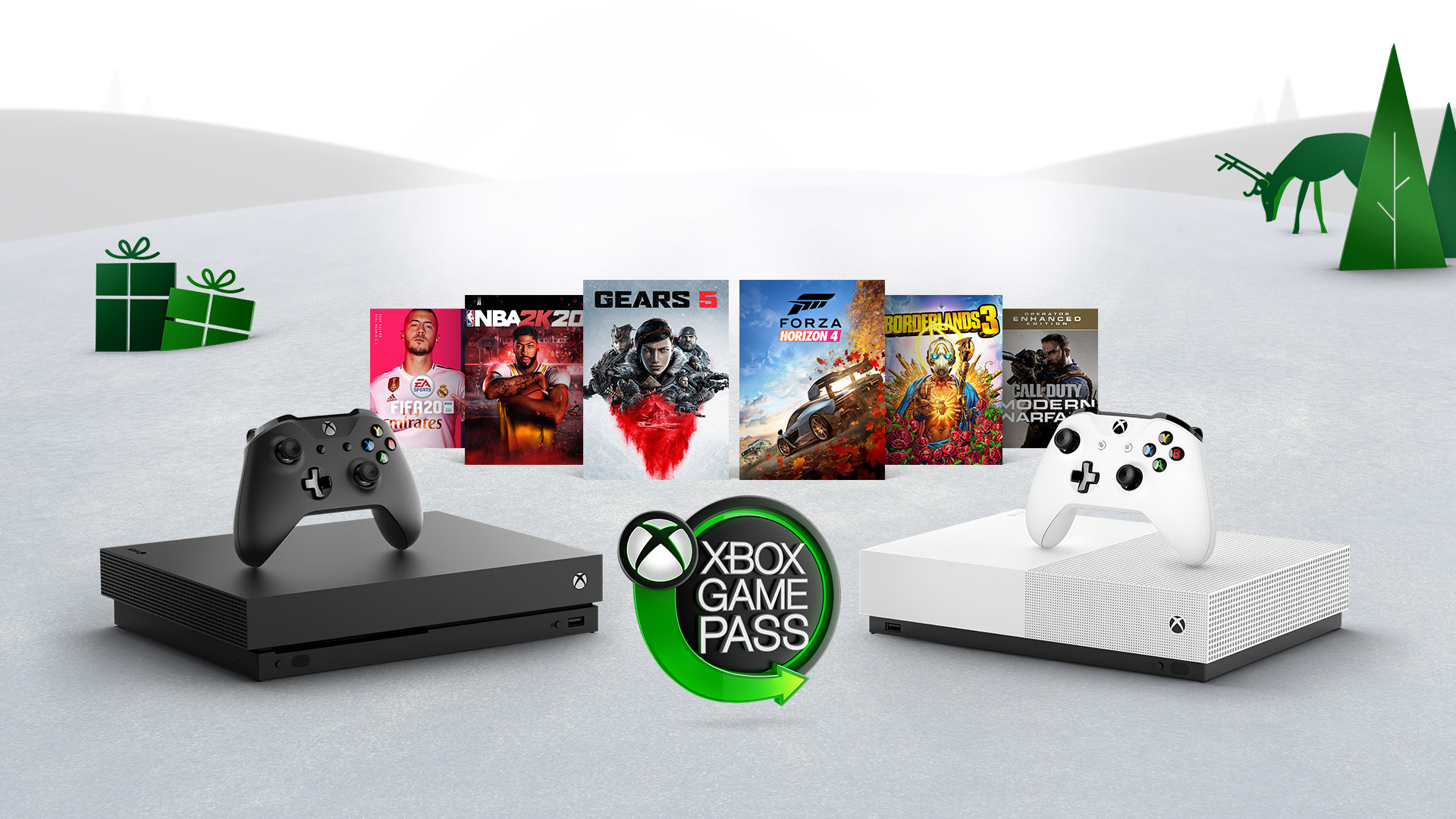 These are Microsoft's Black Friday 2019 deals for Xbox One screenshot