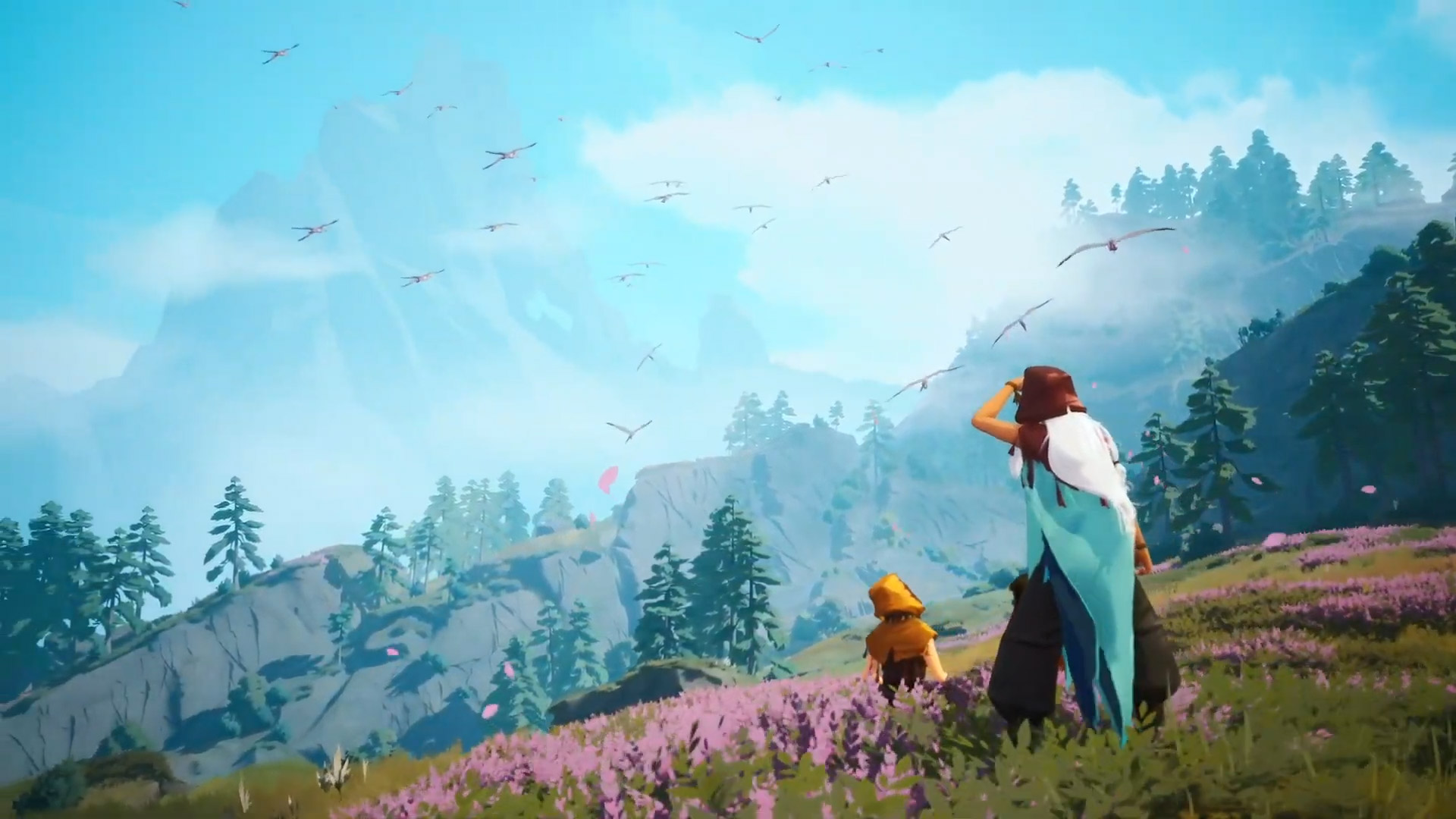 Rare hopes to create a 'natural and magical world' in Everwild screenshot