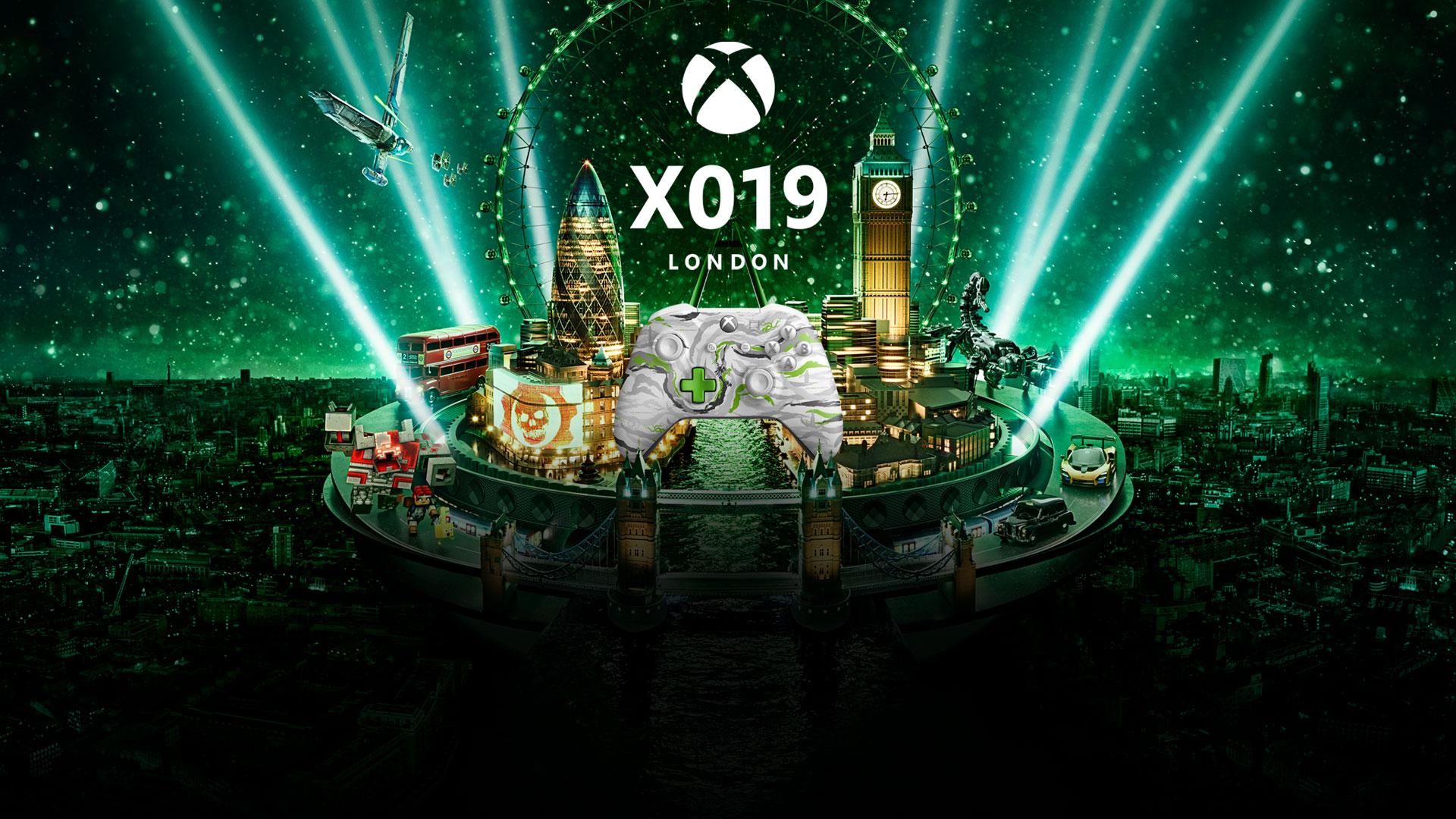 Gather 'round, it's time to watch Xbox's big X019 stream  screenshot
