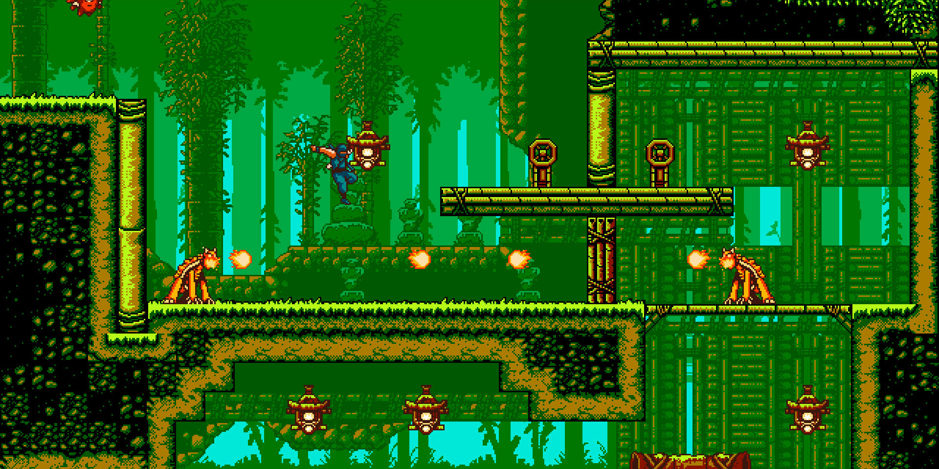 Pick up The Messenger for free on the Epic Games Store screenshot