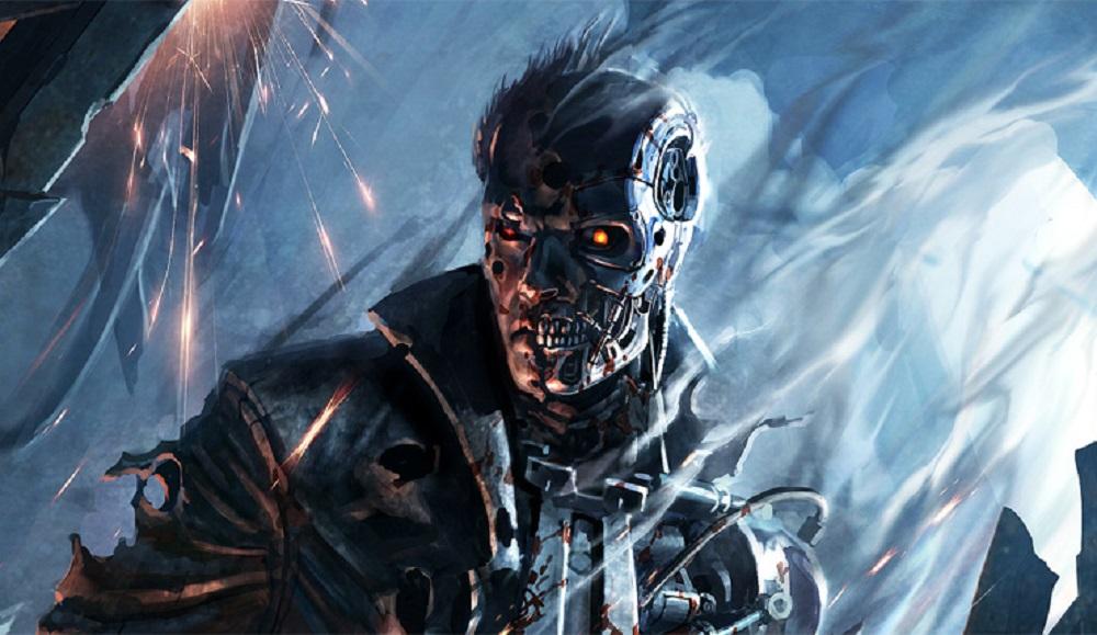 Review in Progress: Terminator: Resistance screenshot