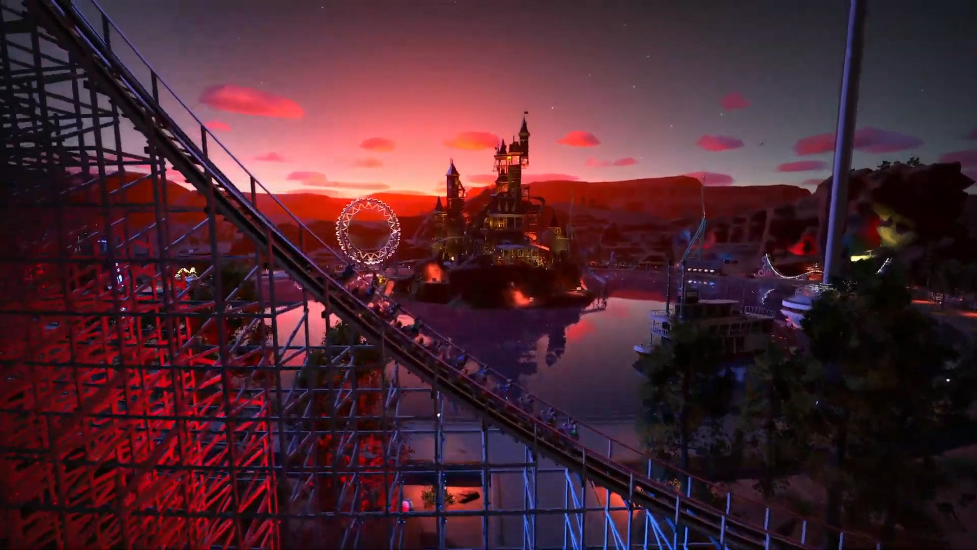 Planet Coaster is heading to Xbox One screenshot