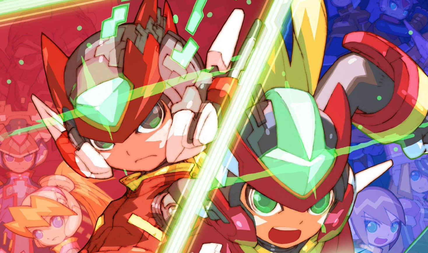 Mega Man Zero/ZX Legacy Collection sees one-month delay screenshot