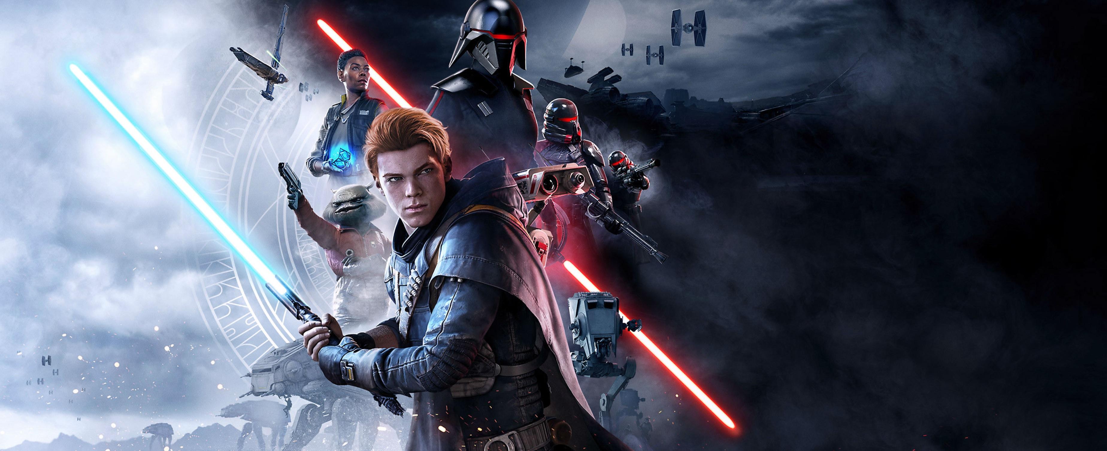 Review: Star Wars Jedi: Fallen Order screenshot