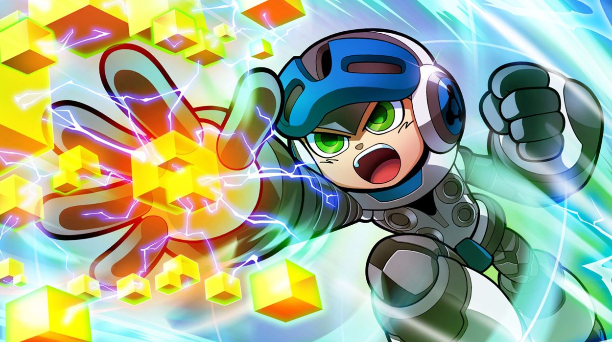 Mighty No. 9 has vanished from the Japanese PSN screenshot