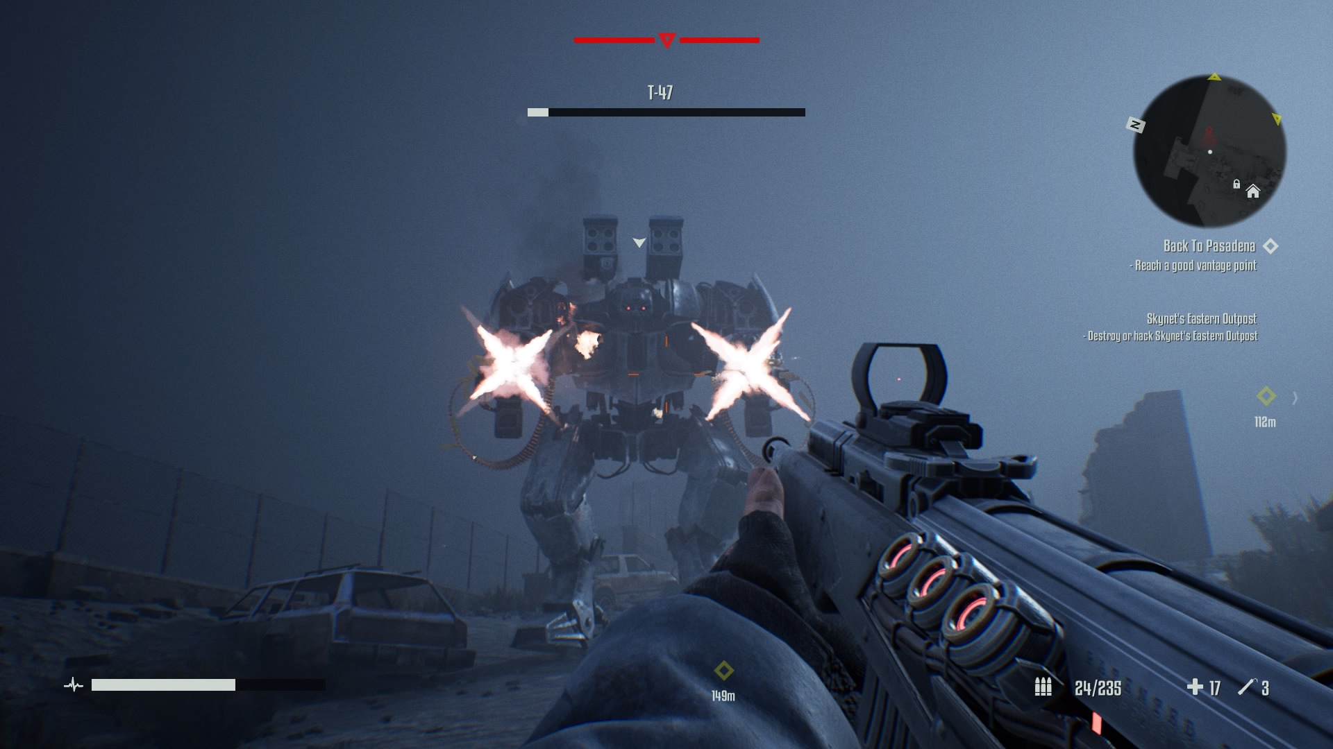 Terminator: Resistance review - Destructoid