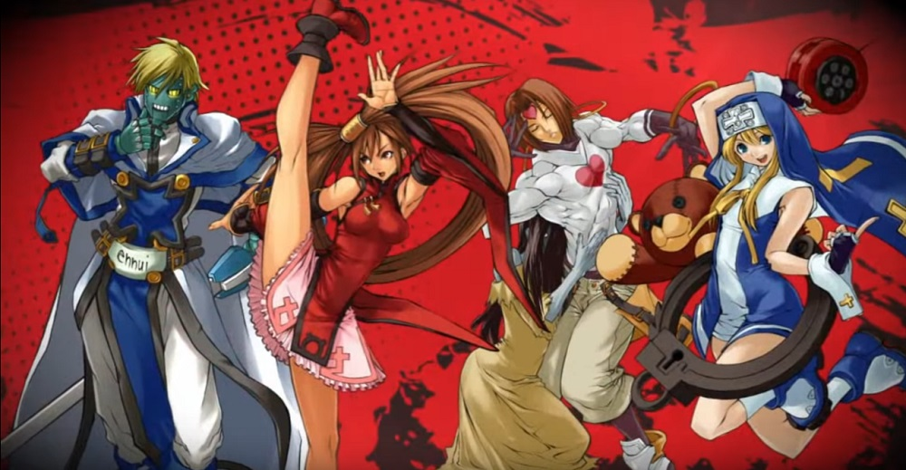 Guilty Gear 20th Anniversary Pack headed to North America on Switch screenshot
