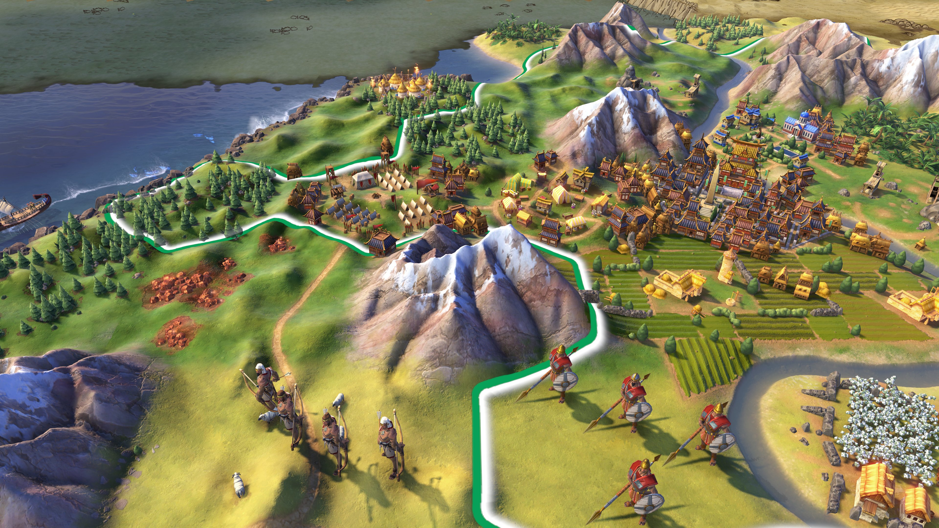 Civilization VI is hitting PS4 and Xbox One this week, and it's still pretty good screenshot