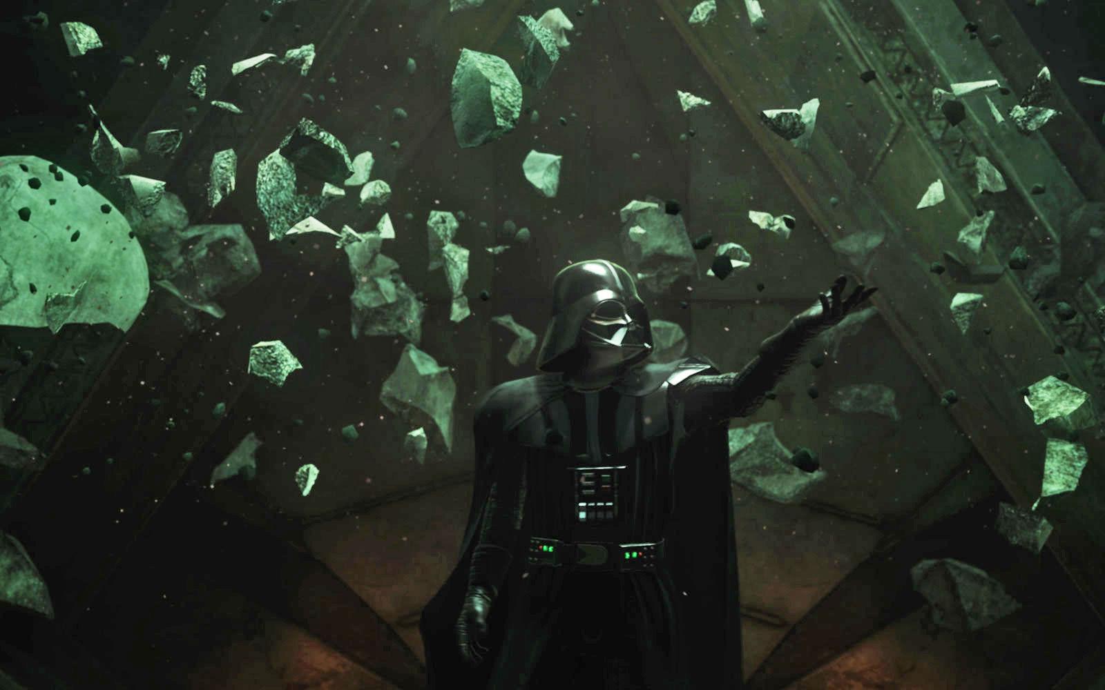 Review: Vader Immortal: A Star Wars VR Series - Episode 3 screenshot
