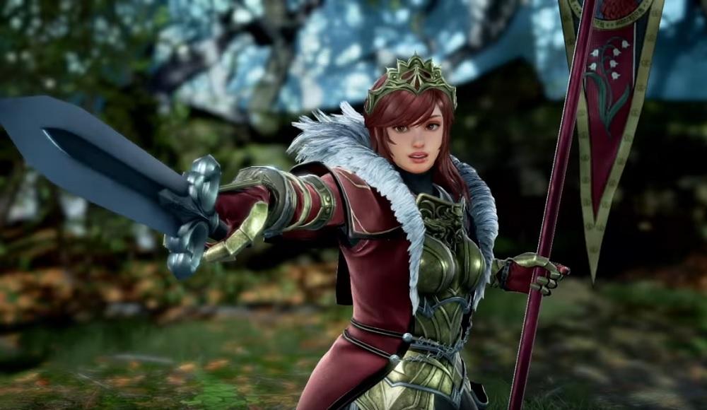 Soulcalibur VI Season 2 will launch next week screenshot