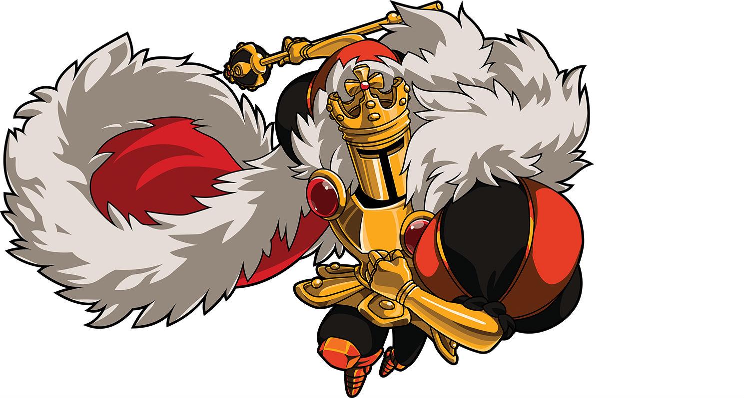 Review: Shovel Knight: King of Cards screenshot