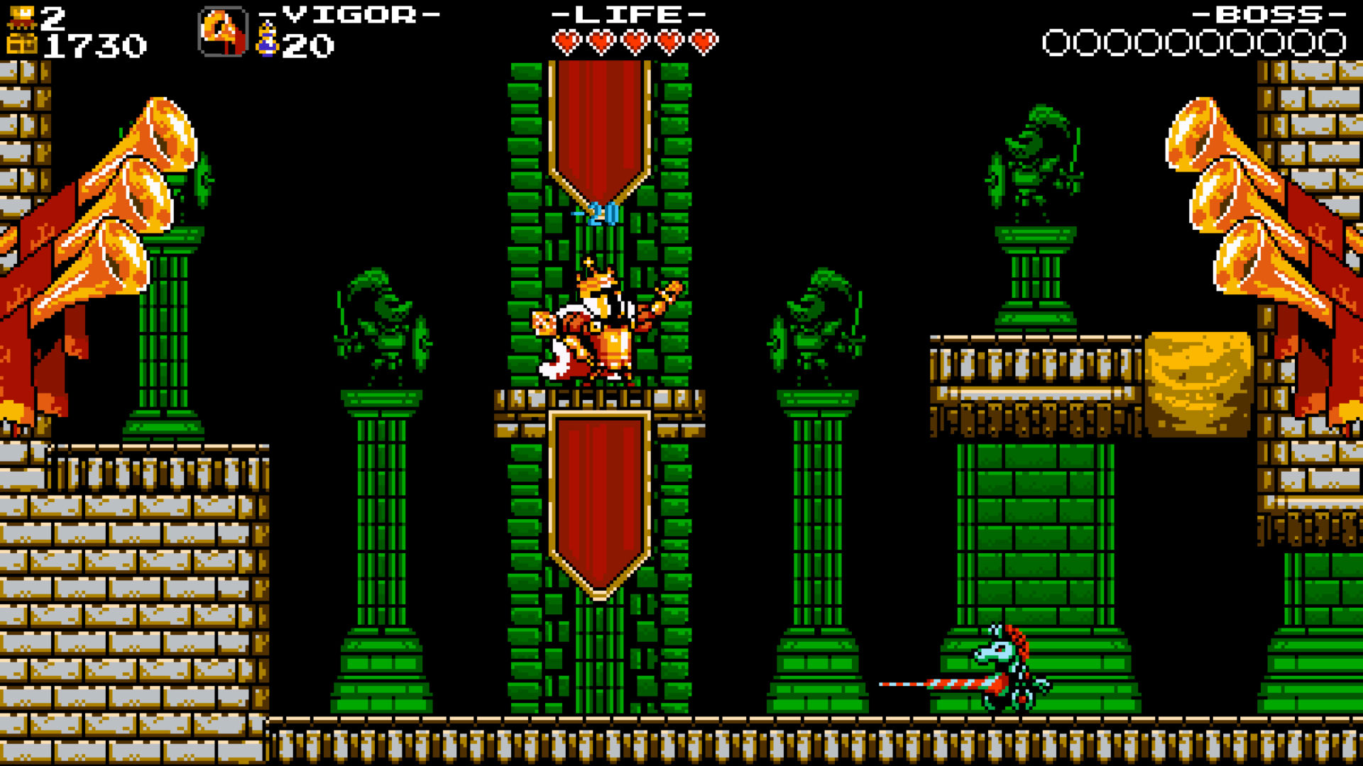 Shovel Knight: King of Cards review - Destructoid