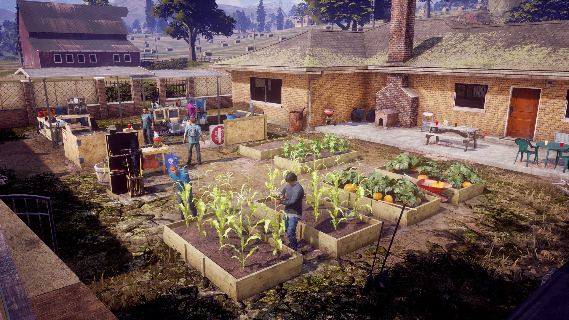 State of Decay 2 on Steam will have cross-play co-op screenshot