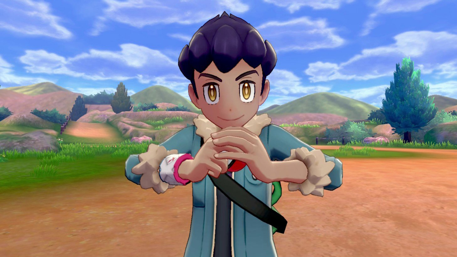Hop: Great Pokemon rival or worst trainer in the series? screenshot