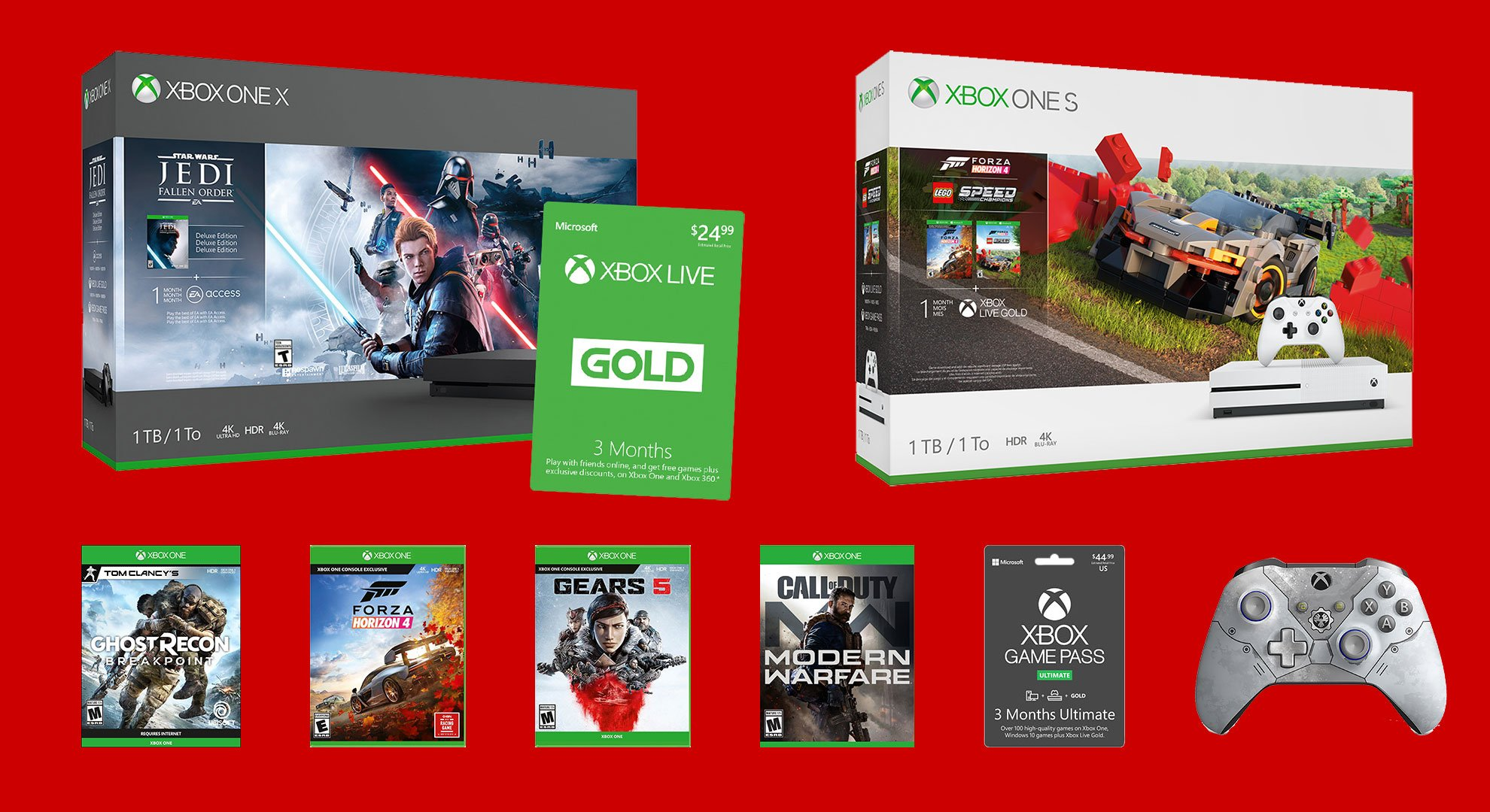 Roundup: all the Xbox One Black Friday deals currently live screenshot