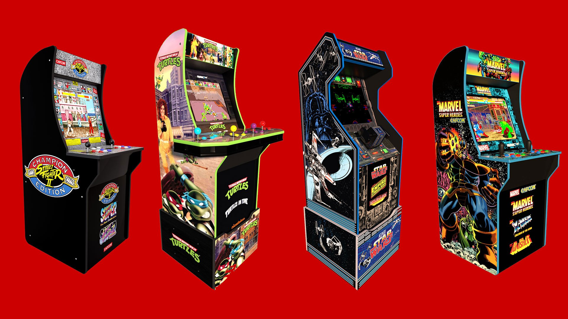 Arcade1Up arcade cabinet Cyber Monday deals up to $150 off (updated) screenshot