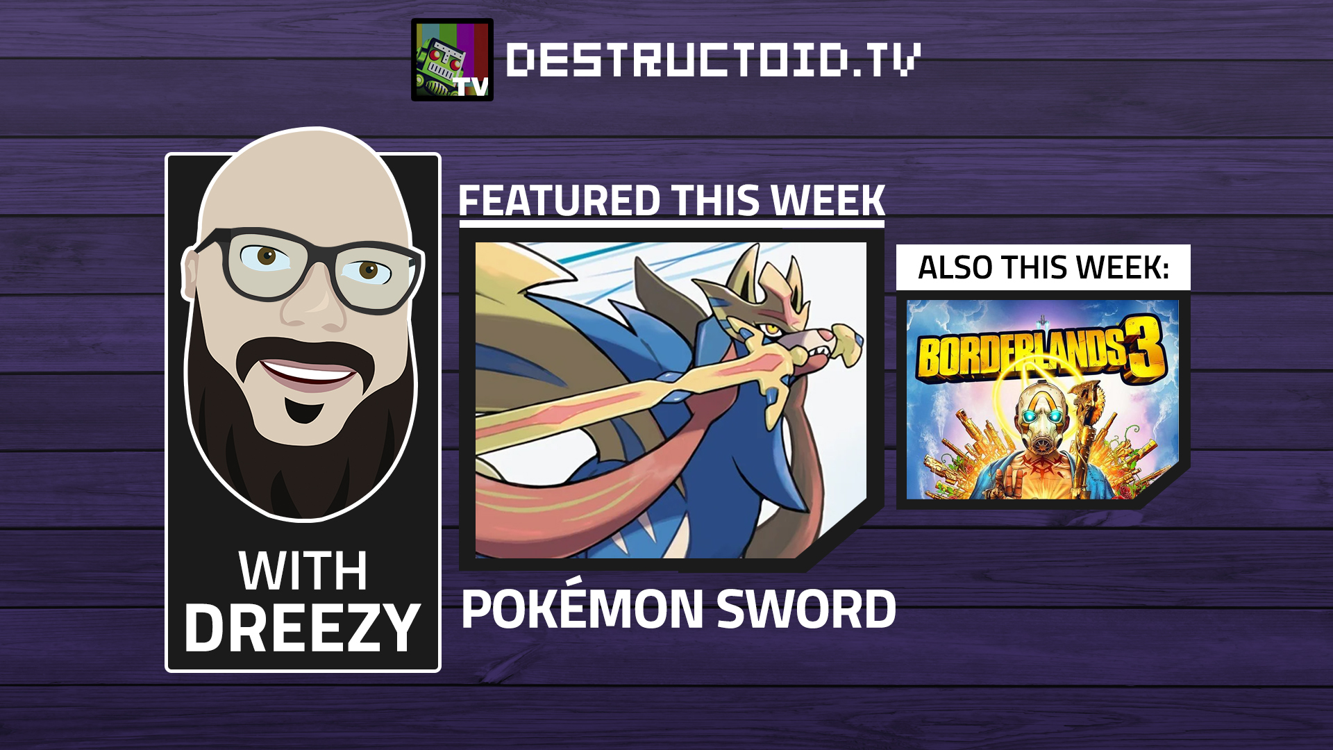 We're live on Twitch this week with even more Pokemon Sword! screenshot