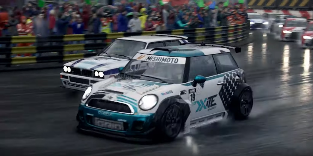 GRID Season One content drops next week, includes hatchbacks, Paris circuit, and new events screenshot