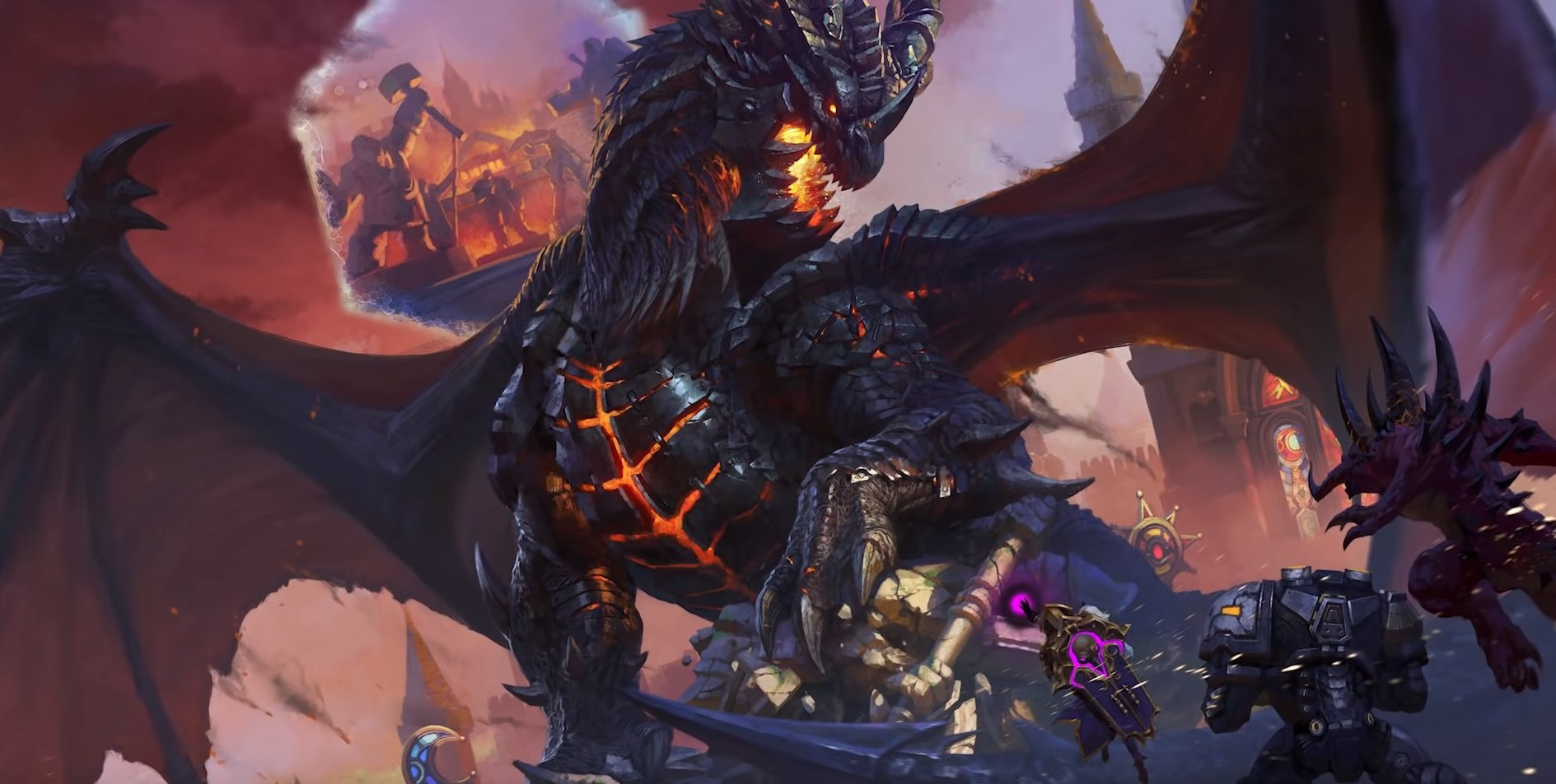 Deathwing once again shows us that Heroes of the Storm is doing things other MOBAs aren't screenshot