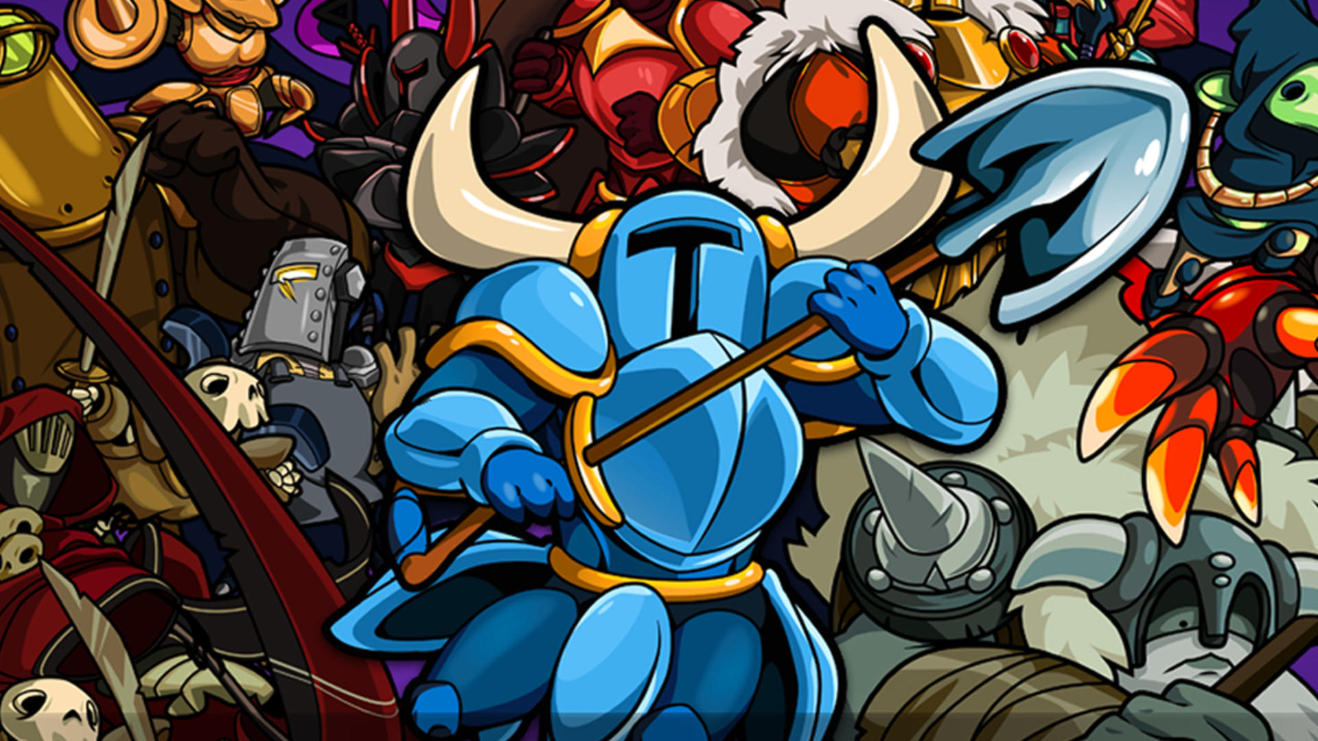 Shovel Knight creators talk Kickstarter, new expansions and how  Switch accounts for 'about 25%' of total sales screenshot