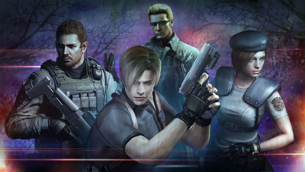 Resident Evil is invading Smash Ultimate this Thanksgiving screenshot