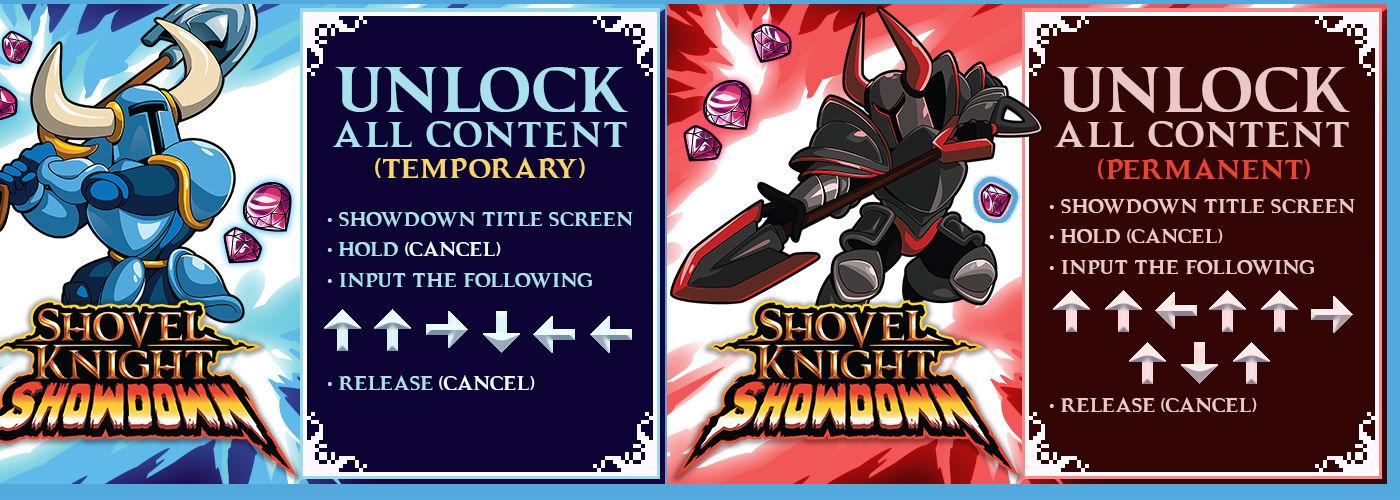 Shovel Knight creators share more info, cheats for upcoming Smash Bros. mode screenshot