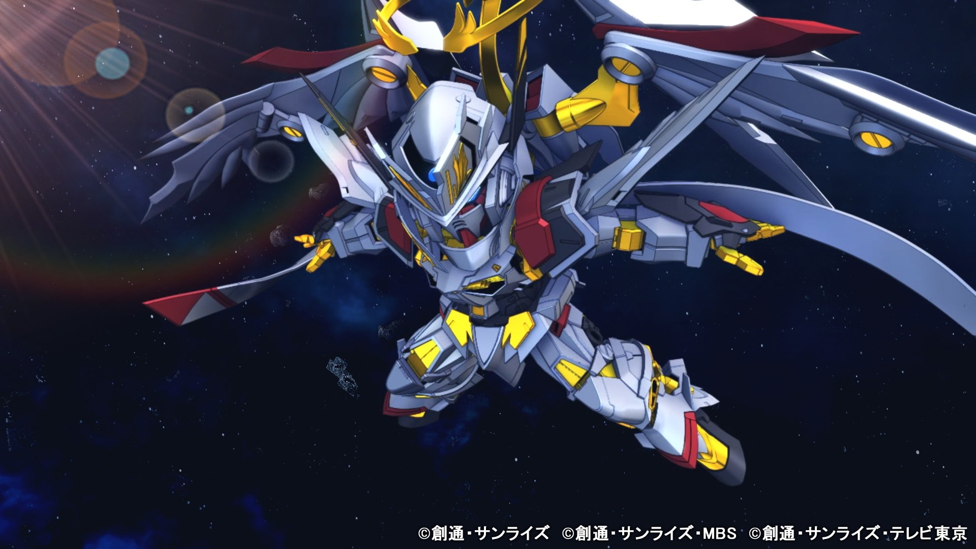 Free DLC is coming to SD Gundam G Generation Cross Rays screenshot