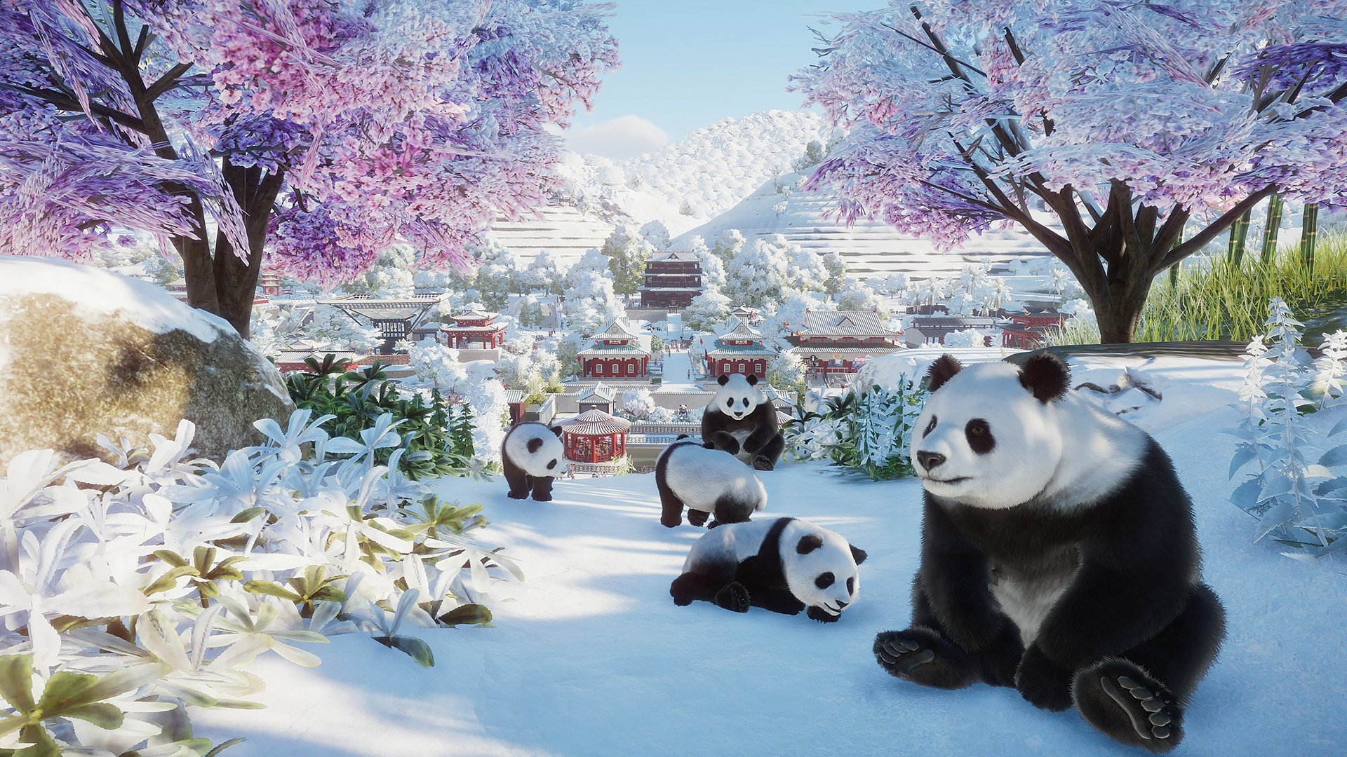 You can make Planet Zoo's Sandbox Mode stress-free screenshot