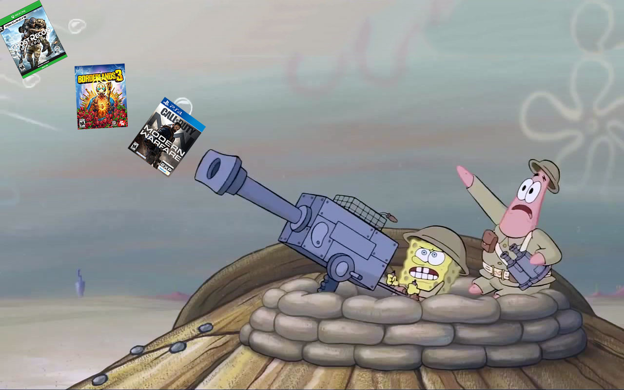 Best Black Friday deals for Modern Warfare, Borderlands 3, and more screenshot
