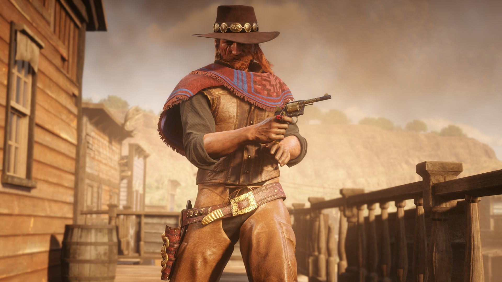 Rockstar says 'vast majority' of Red Dead Redemption 2 PC issues now fixed, offers free PC care package DLC screenshot
