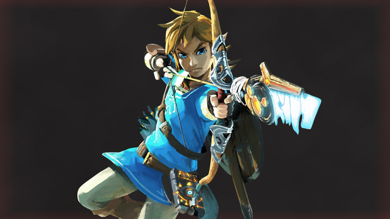 The Games that Defined the Decade: The Legend of Zelda: Breath of the Wild screenshot
