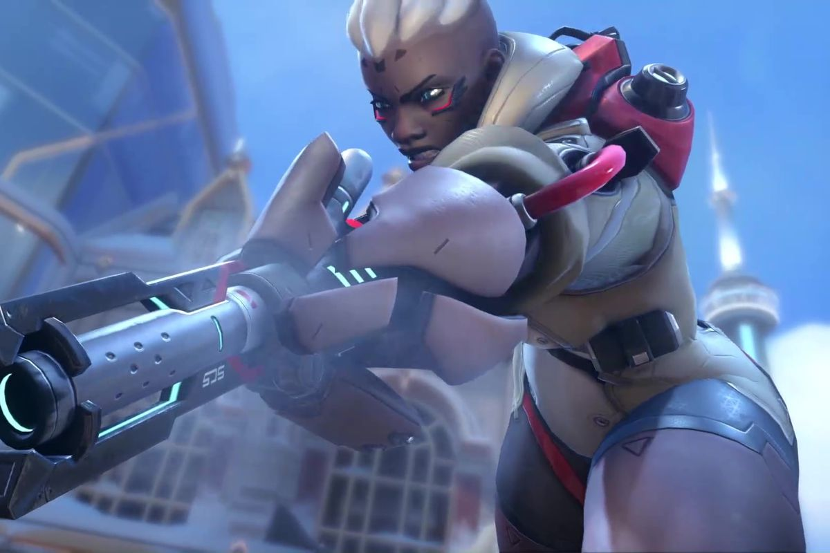 Blizzard: Overwatch 2's Sojourn is 'a central figure to the Overwatch organization' screenshot