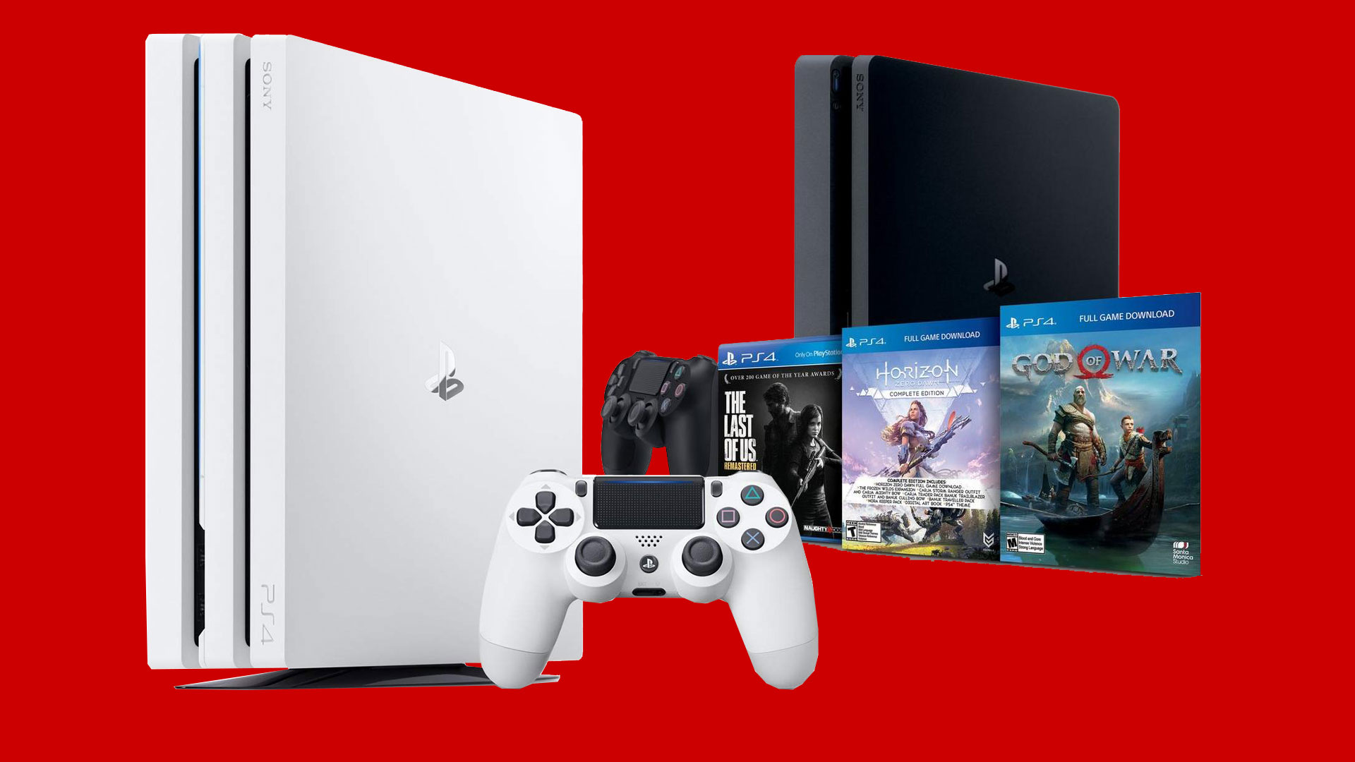 Cyber Monday deals on PS Plus, PlayStation consoles and PS4 games screenshot