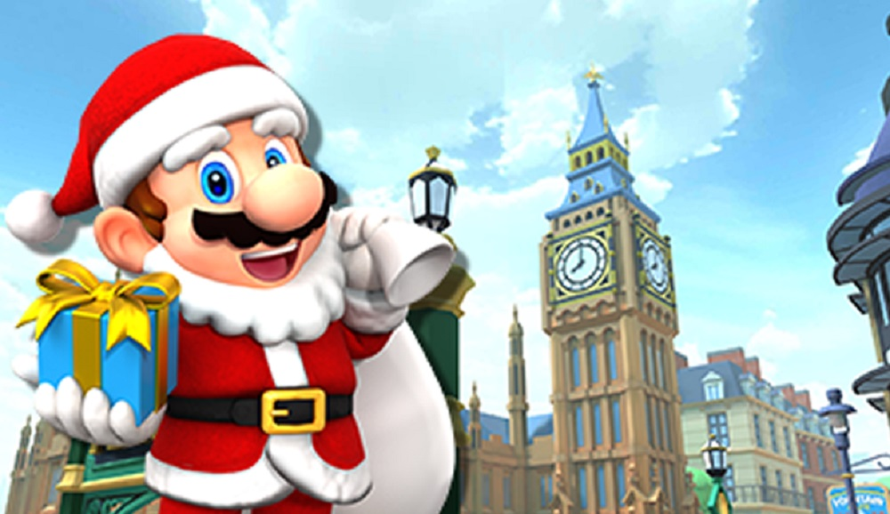 Mario Kart Tour stops off in London this week screenshot