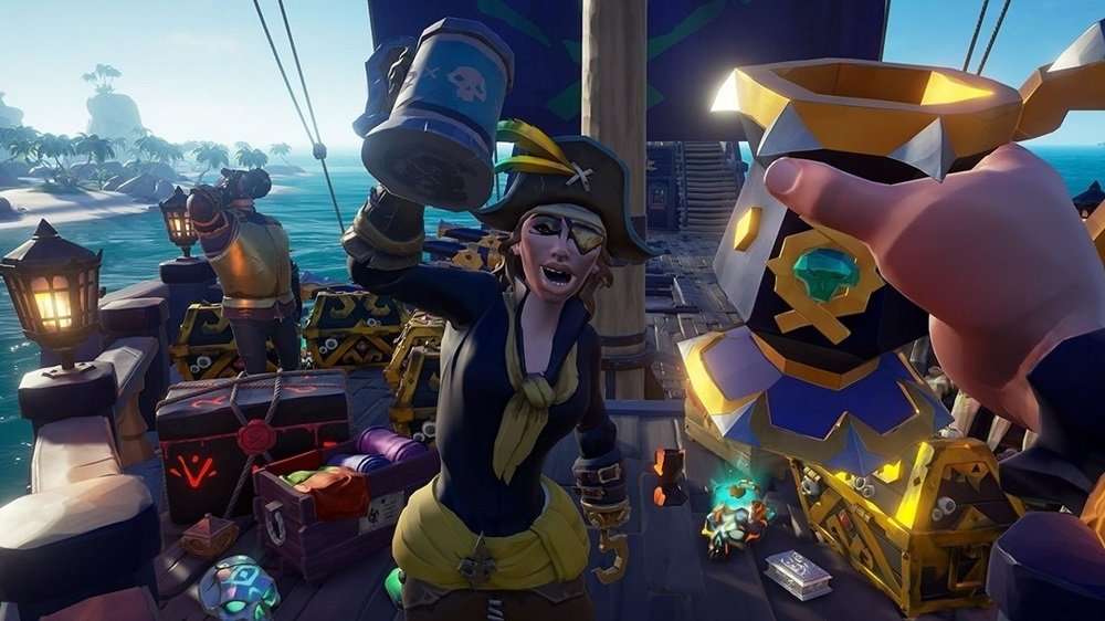UK Charts shakeup sees FIFA 20 back on top, Sea of Thieves back in Top Ten  screenshot