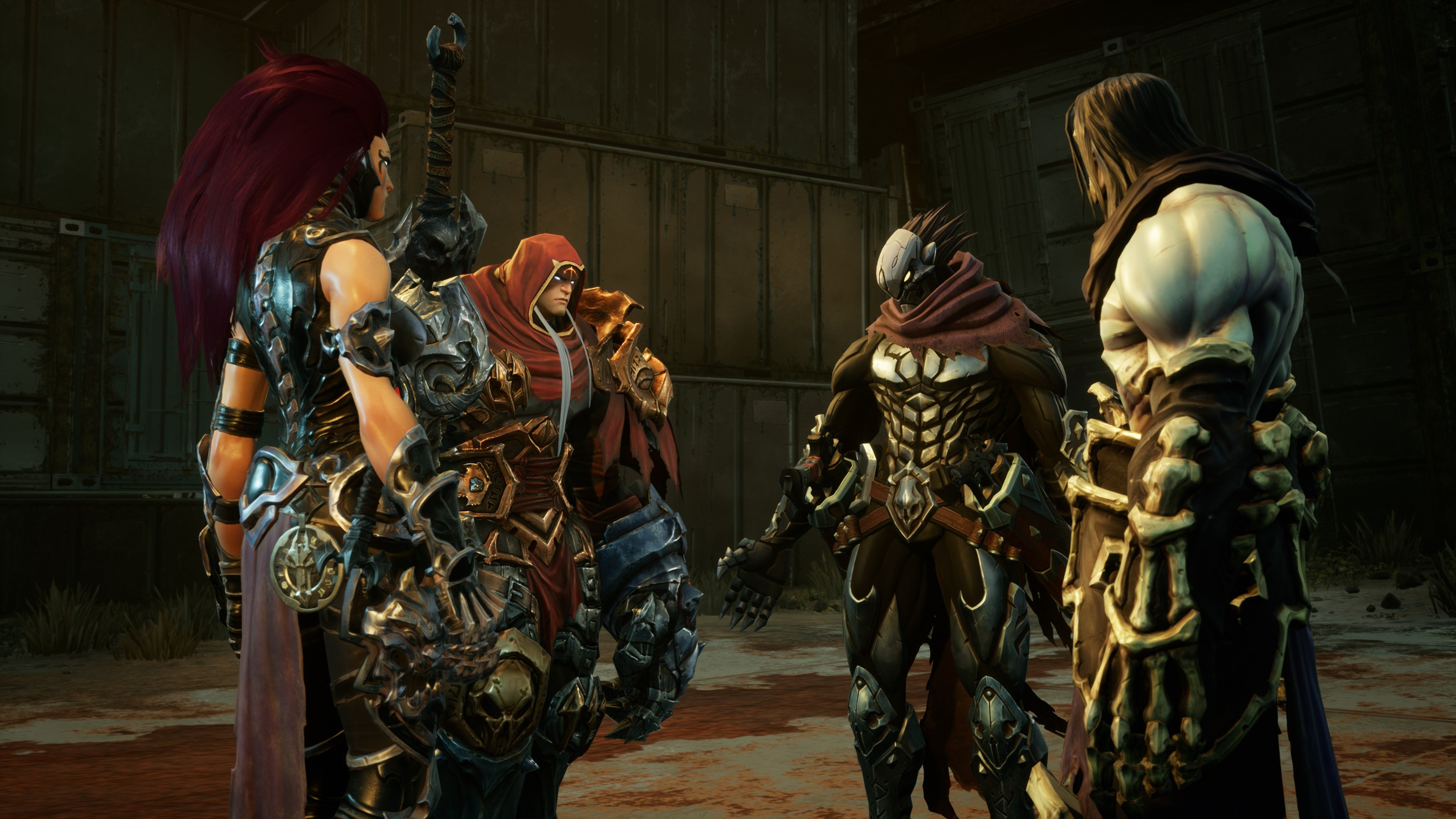 Gunfire Games is hiring for a triple-A title, let's pin all our hopes on it being Darksiders 4 screenshot