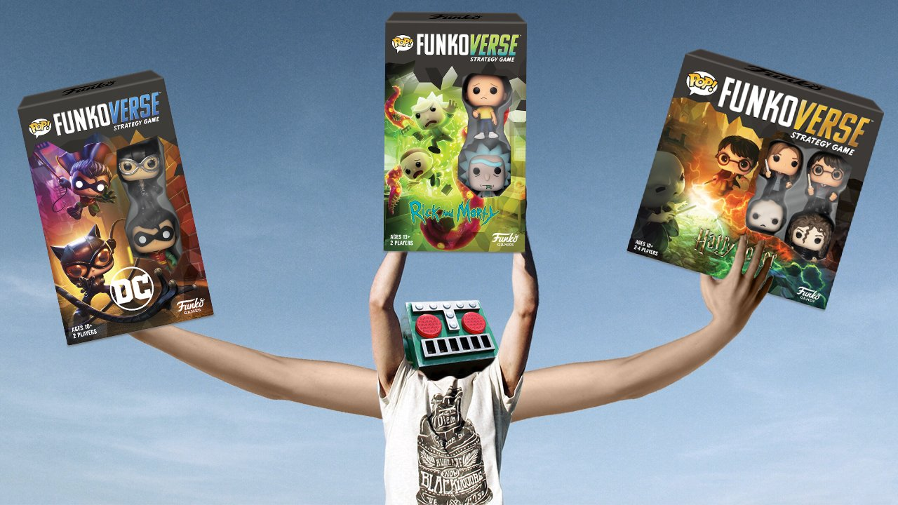 Contest: Get your game night on with one of three Funkoverse board games screenshot